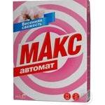 Стиральный порошок Макс Весняна свіжість автомат 350г