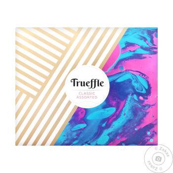 Конфеты АВК Trueffle Классическое ассорти шоколадные 240г - купить, цены на УльтраМаркет - фото 2