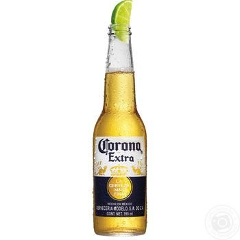 Corona Extra Beer 4,5% 0,355l