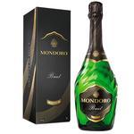 Mondoro Brut Gran Cuvee Bianco white dry sparkling wine 12% 0,75l