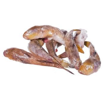 Рыба бычок весовая