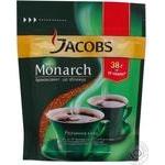 Кофе растворимый Jacobs monarch 46г