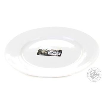 Тарелка Wilmax обеденная порционная 23см