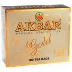Akbar Gold Black Tea 100pcs x 2g