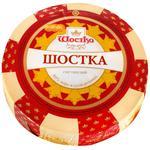 Сыр Шостка 50% весовой