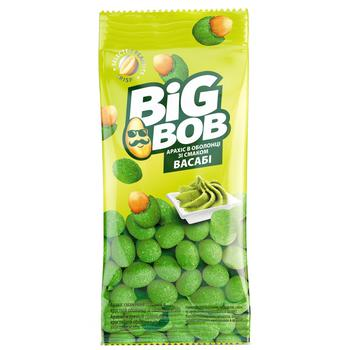 Big Bob In Crispy Shell With Wasabi Peanuts 60g - buy, prices for CityMarket - photo 1