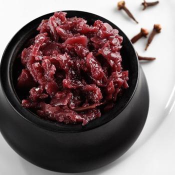 Червона капуста у вині
