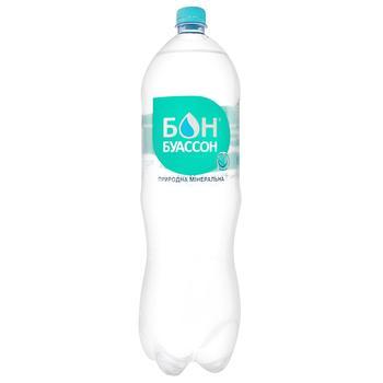 Вода Бон Буассон слабогазована 2л - купити, ціни на Фуршет - фото 1