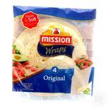 Тортилья Mission Оригінальна 370г - купити, ціни на Ашан - фото 2
