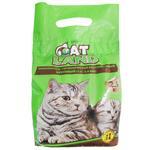 Наповнювач Cat Land гігієнічний бентонітовий крупної фракції 2,5кг