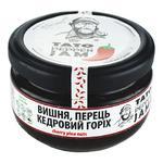 Джем-соус Tato Pepper Jam вишня, перець, кедровий горіх 130г