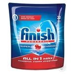 Tablet Finish All in 1 for the dishwasher 22pcs