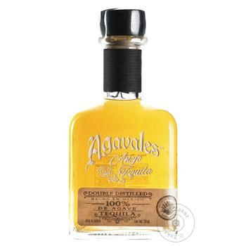 Agavales Anejo Tequila 40% 0,75l - buy, prices for CityMarket - photo 1
