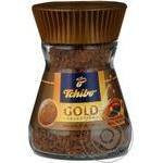 Coffee Tchibo Gold instant 50g glass jar