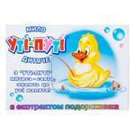 Мыло Ути-Пути детское с экстрактом подорожника 80г