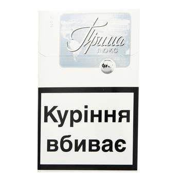 Сигареты Прима Люкс cрибна - купить, цены на Восторг - фото 1