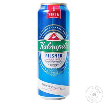 Пиво Kalnapilis 7.3% 0.568л