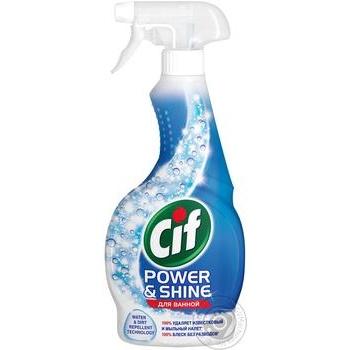 Засіб Cif для очищення ванної 500мл