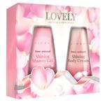 Liora Lovely Gift Set Body Cream 150ml + Shower Gel 150ml