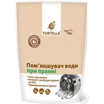 Средство Tortilla для смягчения воды при стирке 400г