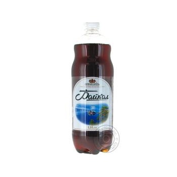 Obolon baikal non-alcoholic carbonated beverage 1500ml