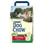 Food Dog chow with rice dry for dogs