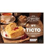 Тесто Венские Булочки слоеное для наполеона 1000г