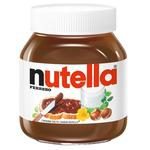 Nutella Hazelnut And Cocoa Spread 630g