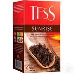 Чай черный Tess Sunrise 90г