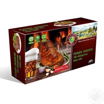 Рулька свинная Magic Food «По-баварски» sous-vide - купить, цены на Novus - фото 1