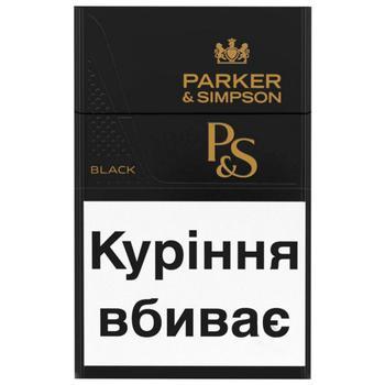 Сигареты Parker&Simpson Black