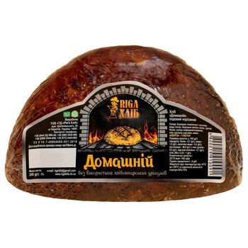 Хлеб Riga Домашний бездрожжевой 200г - купить, цены на Восторг - фото 1