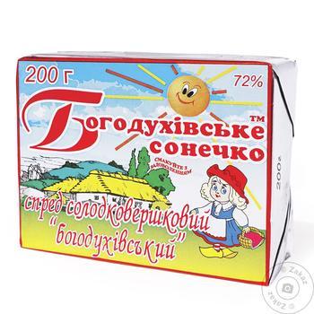 Спрэд Богодуховское Солнечный 72% 200г