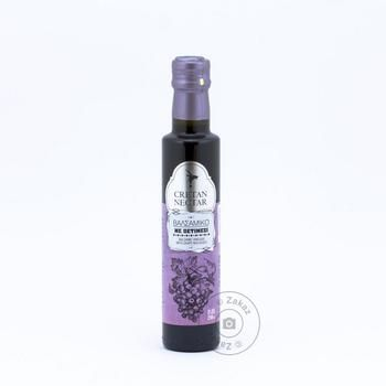 Cretan Nectar With Grape Molasses Balsamic Vinegar 250ml - buy, prices for Novus - image 2