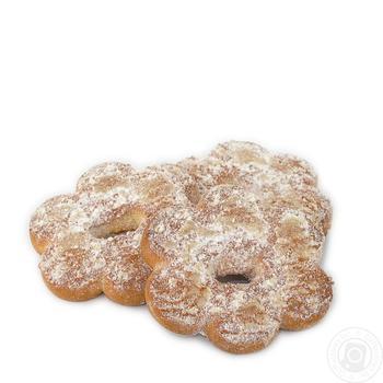 Печиво Деліція Домашне в цукровій пудрі