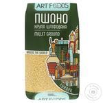 Пшено Art Foods шлифованное 1кг