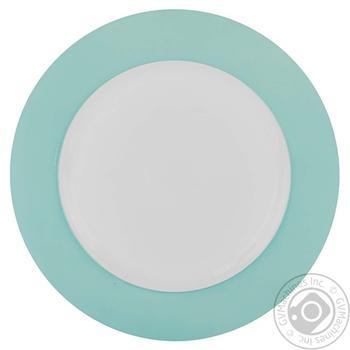 Тарілка десертна Luminarc Banquise Arc 19см - купить, цены на ЕКО Маркет - фото 1