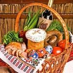 Набор продуктов для большой корзины