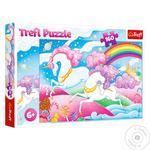Trefl Galloping Unicorns Puzzles 160 Elements