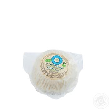 Сир Адигейський 45% Organik Milk - купити, ціни на МегаМаркет - фото 1
