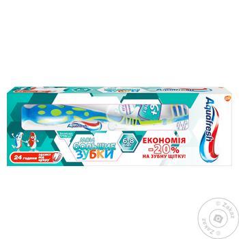 Toothpaste Aquafresh for children 50ml