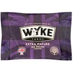 Сир Wyke Farms Чеддер напівтвердий 56% 200г