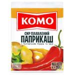 Komo Processed Cheese Paprikash 55% 75g