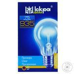 Лампа Искра А55 75Вт Е27