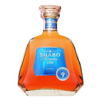 Shabo Reserve 1788 4 stars cognac 40% 0,5l - buy, prices for Novus - image 1