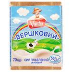 Varto Creamy Processed Cheese 55% 70g
