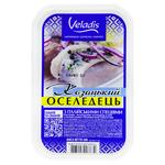 Veladis Kozatskiy with italian Spices Herring Fillet-Pieces in Oil 300g
