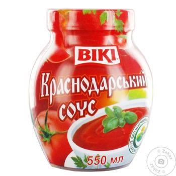 Соус Вікі Краснодарьский 450г - купить, цены на Novus - фото 1