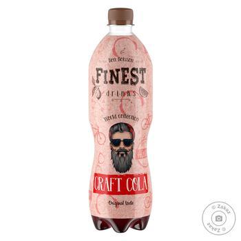 Напиток Finest Drinks Крафт Кола 0.75л - купить, цены на Фуршет - фото 1