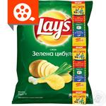 Lay's potato chips with green onion flavor 71g
